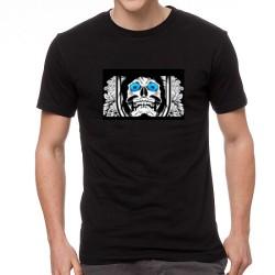 e1fe11a78c Világító equalizeres LED póló, party szemüveg és partykellék ...