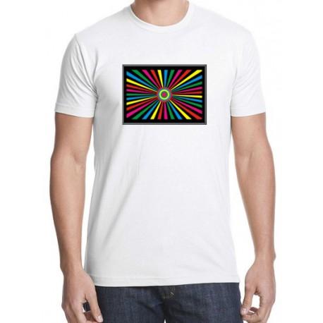 Colors EQ világító equalizeres póló