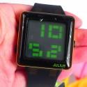 Julius Watch LCD kijelzős digitális karóra
