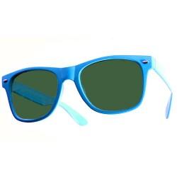 Színes SZTK keretes hipszter geek napszemüveg