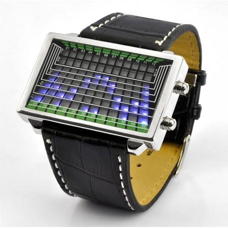 Dimensions LEDes karóra
