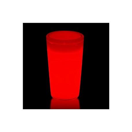 Világító feles pohár