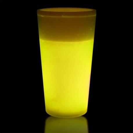 Világító pohár