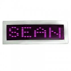 LEDes öv krómos kerettel